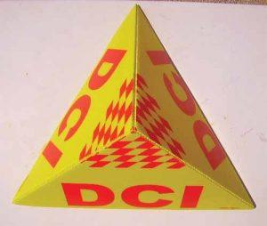 Panneaux Pyramides