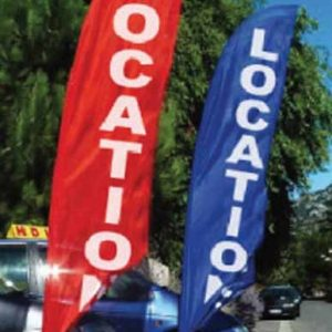 Voile ECO FLEX - Location -
